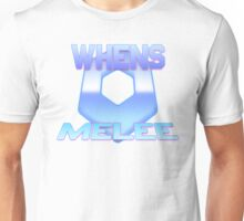 Whens Melee Blue Unisex T-Shirt