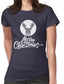 christmas Womens Fitted T-Shirt