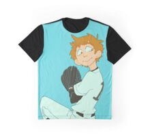Two Outs! Graphic T-Shirt