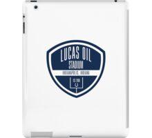 Lucas Oil Stadium iPad Case/Skin