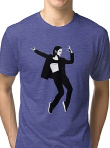 Christine and the queens Tri-blend T-Shirt
