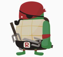 Raphael in Disguise Kids Clothes