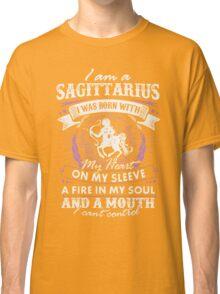 I'm A Sagittarius I Can't Control Funny T Shirt Classic T-Shirt