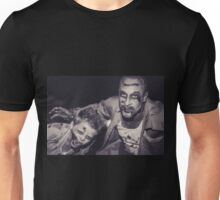 The Walking Dad and Son Unisex T-Shirt