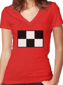 Madotsuki Women's Fitted V-Neck T-Shirt