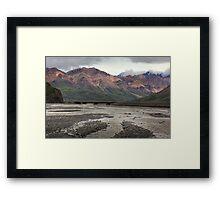 In Denali Framed Print