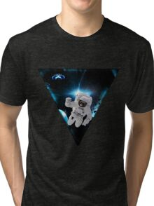 Captain Snot Lost in Space Tri-blend T-Shirt