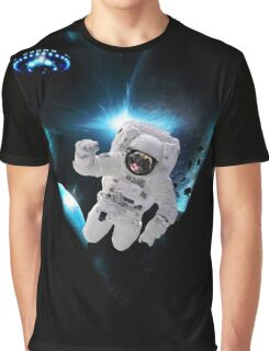 Captain Snot Lost in Space Graphic T-Shirt