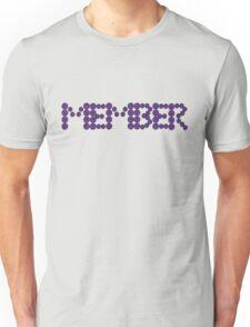 Memberberries Member |Black Unisex T-Shirt