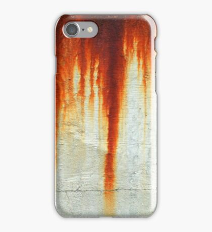 Rusted Concrete iPhone Case/Skin