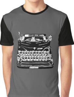 Remington Portable Typewriter Graphic T-Shirt