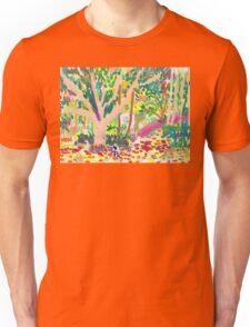 Fitzroy Gardens Unisex T-Shirt