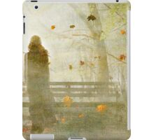 Don't look back ... iPad Case/Skin