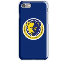 Hill Valley Cubbies - 2016 Champs iPhone Case/Skin
