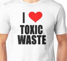 Real Genius - I Love Toxic Waste Unisex T-Shirt