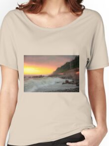 Beach Women's Relaxed Fit T-Shirt