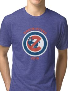 Cubs Goatbusters Tri-blend T-Shirt