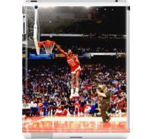 NBA - Dominique Wilkins iPad Case/Skin