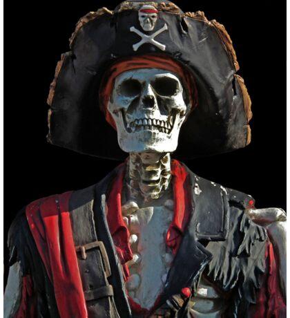 Captain Black...Arrrrrrh Sticker