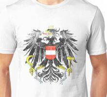 Austrian Coat of Arms Austria Symbol Unisex T-Shirt