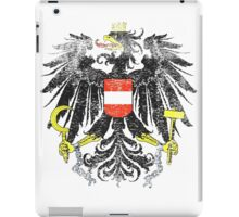 Austrian Coat of Arms Austria Symbol iPad Case/Skin