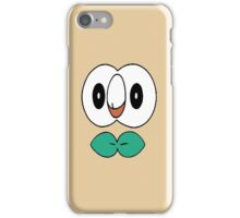 Rowlet iPhone Case/Skin