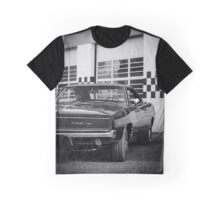68 Charger B&W Graphic T-Shirt