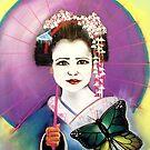 April Transformation Goddess by Michelle Potter