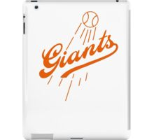 Giants Re-Imagined (Dodgers) iPad Case/Skin