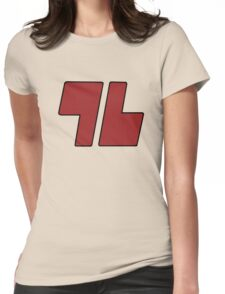 Trainer Red 96 Shirt Womens Fitted T-Shirt