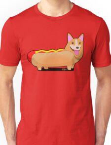 Corgi Hotdog Unisex T-Shirt