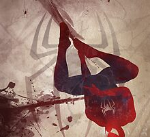 The Amazing Spiderman by DigitalTheory