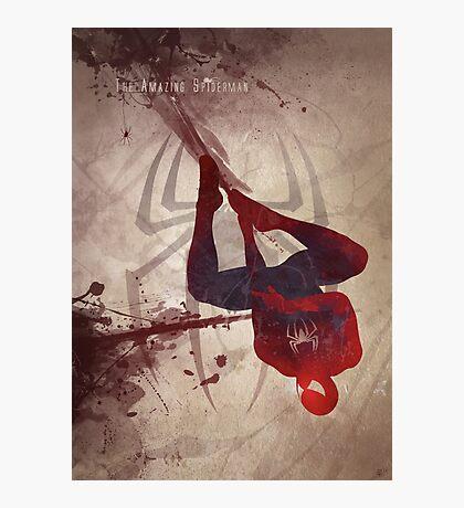 The Amazing Spiderman Photographic Print