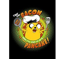 Bacon Pancake Song Photographic Print
