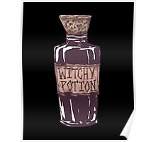 Witchy Potion Poster