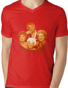 Golden Girls Stay Golden Mens V-Neck T-Shirt