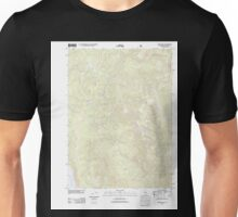 USGS TOPO Map California CA Childs Hill 20120217 TM geo Unisex T-Shirt