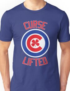Curse Lifted (Red Clover) Unisex T-Shirt