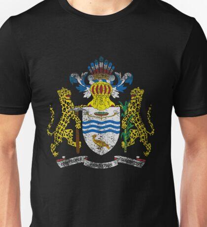 Guyanese Coat of Arms Guyana Symbol Unisex T-Shirt