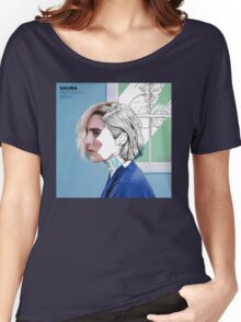 Shura - Nothing's Real Album Artwork Women's Relaxed Fit T-Shirt