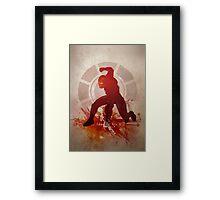 I Am Iron Man Framed Print