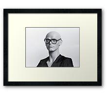 Lay figure Framed Print
