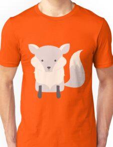 Polar baby fox Unisex T-Shirt
