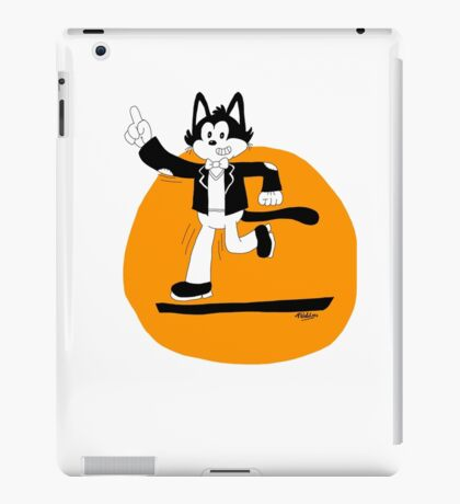 Yes, but is he still funny NOW? iPad Case/Skin