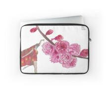 Friendship Blossoms Laptop Sleeve