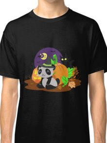 Halloween Panda Classic T-Shirt