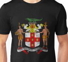 Jamaican Coat of Arms Jamaica Symbol Unisex T-Shirt