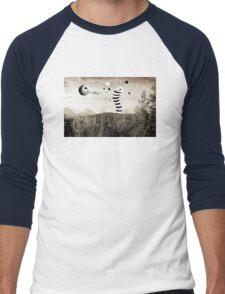 Fire! Men's Baseball ¾ T-Shirt