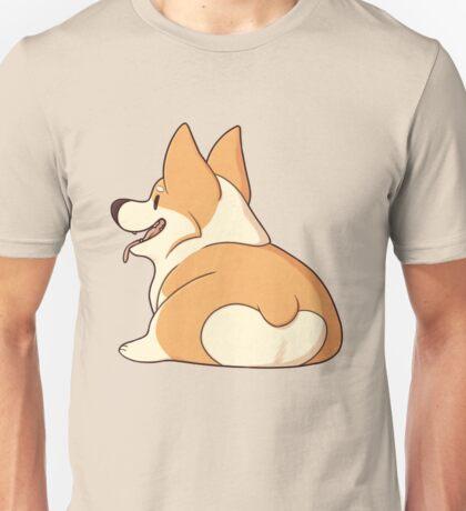 Corgi Butt Unisex T-Shirt