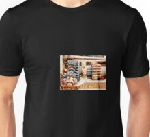 Chaff Cutter Mechanism 2 Unisex T-Shirt